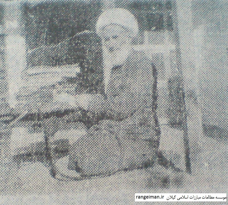 حضرت آیت الله شیخ یوسف نجفی جیلانی