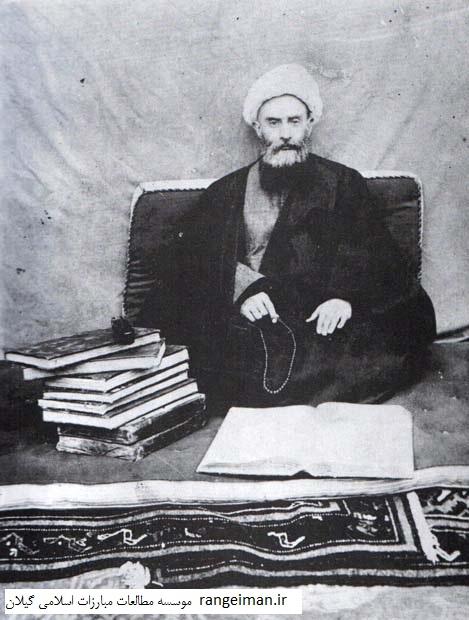 آیت الله شخ محمدرضا حکیمی معروف به ابوالمله