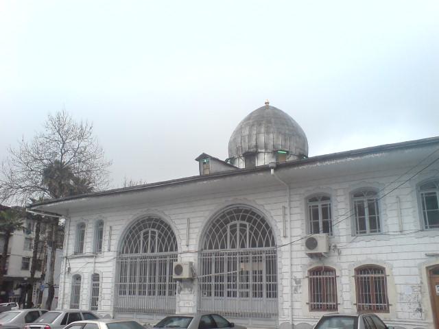 مسجد بادی الله رشت- روبروی منزل آیت الله خمامی