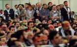 حاشیههای از  دیدار مردم گیلان با رهبر انقلاب در ۸ دی ۱۳۸۹