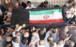 پیکر حجت الاسلام یکتا بر دستان مردم روزه دار صومعه سرا تشییع شد