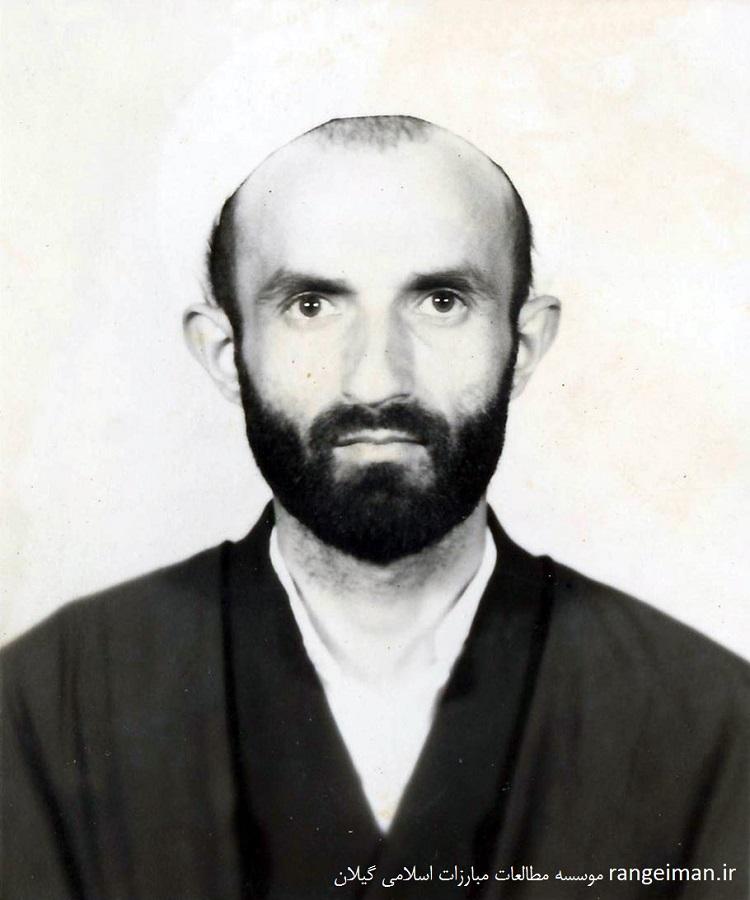 شهید حجت الاسلام حسن عسگری