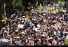حضور پرشور مردم رشت و گیلان در راهپیمایی روز قدس ۹۴