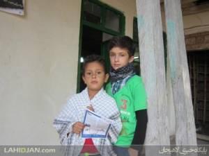 اردوی جهادی روستای آل بویه ۵