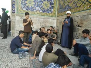 اردوی مشهد موسسه آفتاب نهان رشت،تابستان ۹۴