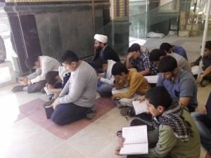 اردوی مشهد موسسه آفتاب نهان.تابستان ۹۴