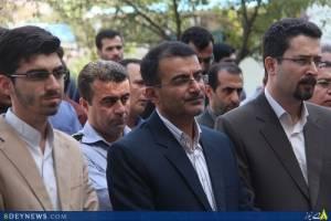 تجمع دانشگاه آزاد ضد آل سعود۴
