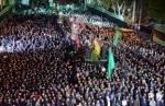 تجمع بزرگ عاشورائیان لاهیجان برگزار شد