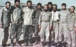 تصاویری از سردار شهید حاج حسین همدانی با رزمندگان گیلانی