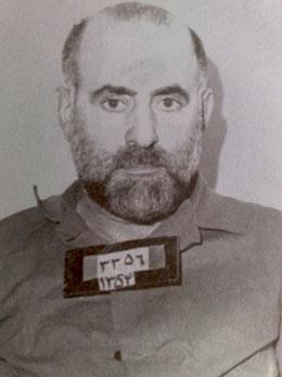 شیخ حسن لاهوتی در زندان شاه