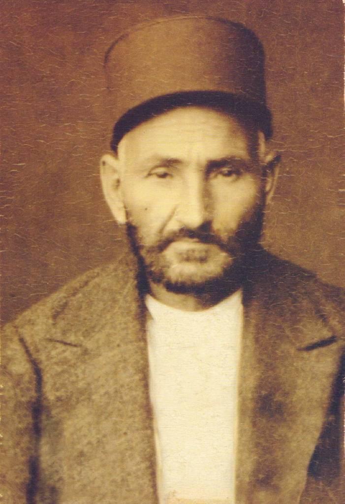 کربلایی میرزا محمود بهجت فومنی - متخلص به قُمری عکس از: دردانه، ص۲۰٫