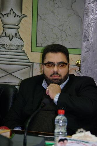 علیرضا قانع رئیس سازمان فرهنگی ورزشی شهرداری رشت