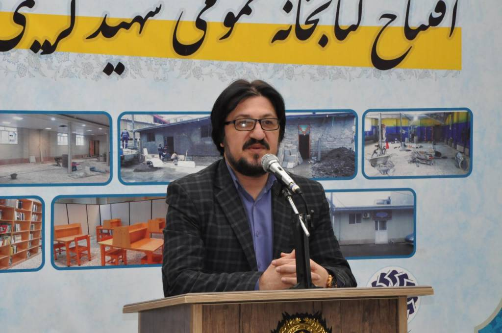 سعید آگشته، شهردار لاهیجان