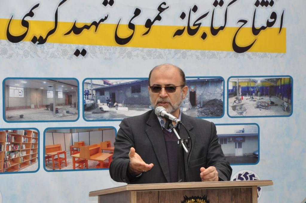مهندس کاظم کسرایی، فرماندارلاهیجان