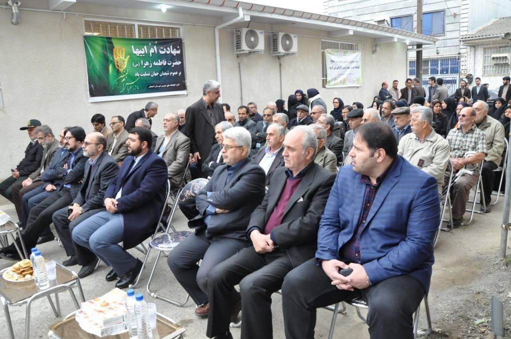 کتابخانه عمومی شهید کریمی- لاهیجان (2)