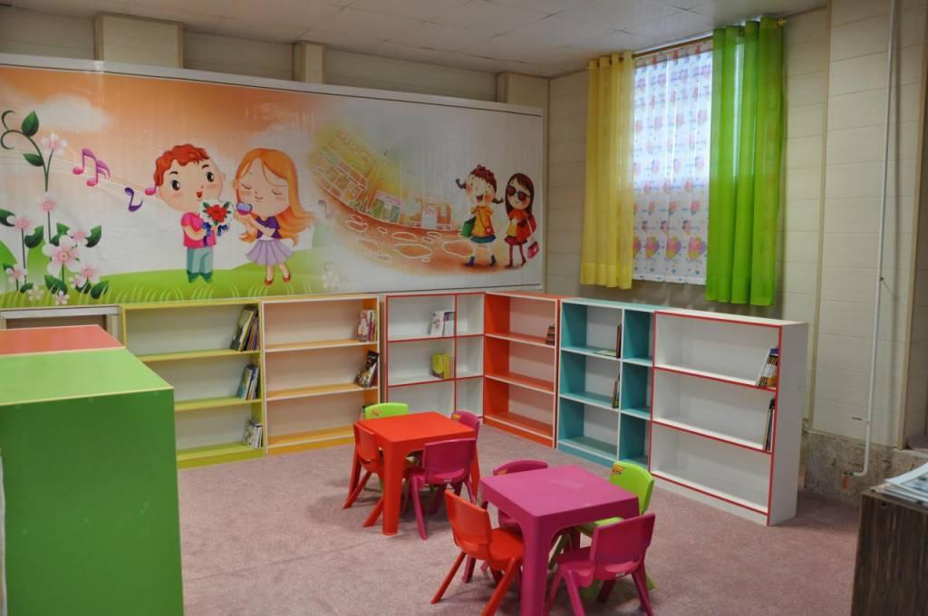 کتابخانه عمومی شهید کریمی- لاهیجان (6)