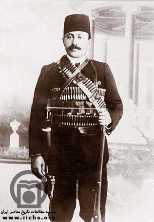 عبدالحسین خان سردار محیی