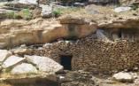 غار میراثی«خَلوَشت» آغول دام ها شده است