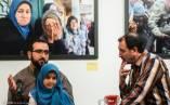 نمایشگاه «به نام زیتون» افتتاح شد؛ وقتی درختان زیتون با تن زخمیشان بر سر رزمندگان چتر شدند