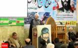 مراسم بزرگداشت شهید کریمی در لاهیجان برگزار شد+تصاویر