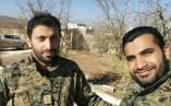 شهید حسین پور فرمانده شهید حججی، که بود + تصاویر