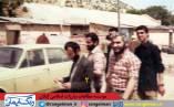 تصاویر قدیمی مرحوم کامران زاده در کنار شهید کریمی