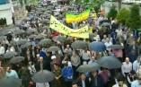 تصاویر حضور مردم سیاهکل در جشن چهل سالگی انقلاب اسلامی