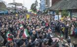 تصاویر حضور مردم آستارا در جشن چهل سالگی انقلاب اسلامی