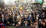 تصاویر حضور مردم آستانه اشرفیه در جشن چهل سالگی انقلاب اسلامی