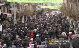 تصاویر حضور مردم تالش در جشن چهل سالگی انقلاب اسلامی