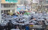 تصاویر حضور مردم شفت در جشن چهل سالگی انقلاب اسلامی
