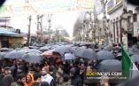 تصاویر حضور مردم فومن در جشن چهل سالگی انقلاب اسلامی