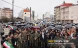 تصاویر حضور مردم سنگر در جشن چهل سالگی انقلاب اسلامی