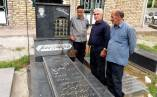 شهید داراب صالحی: صدام، شخص پلید و حقیری است + عکس